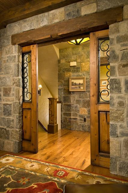2008 Saratoga Showcase Home traditional-entry