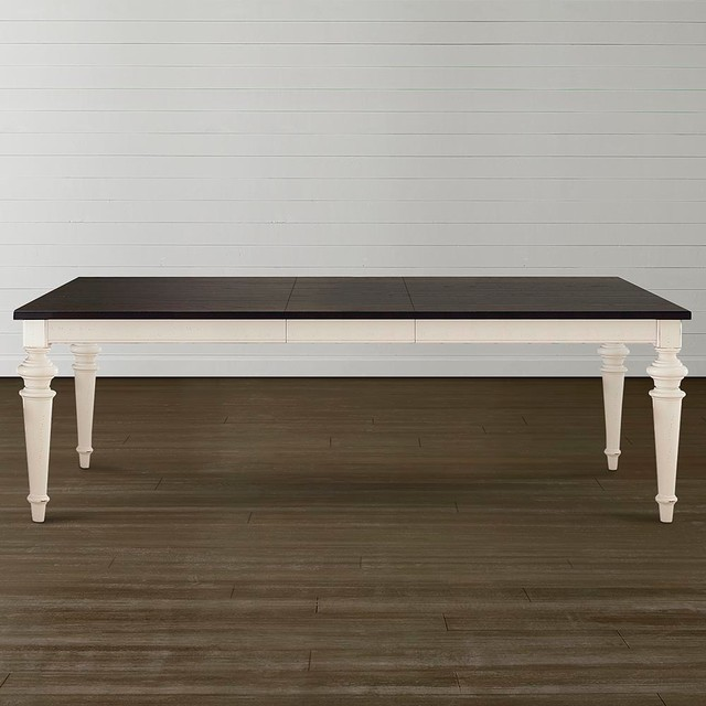 Custom Dining 76quot Rectangle Table by Bassett Furniture  : dining tables from houzz.com size 640 x 640 jpeg 64kB