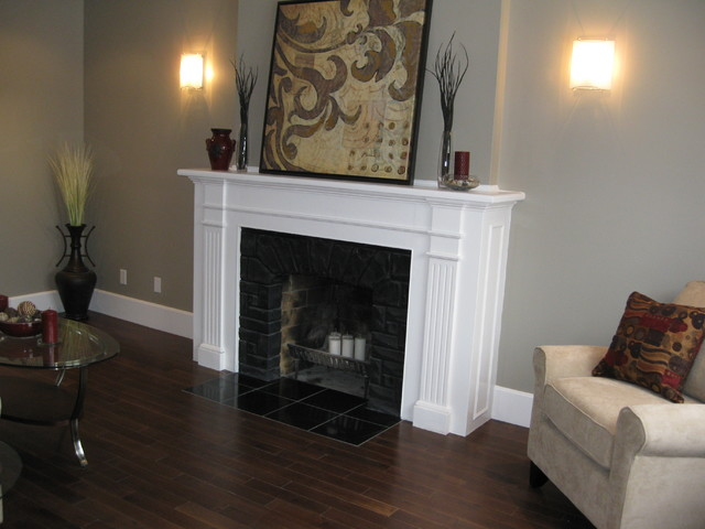 Snapshot of StyleCo Home Staging and Design Projects traditional-living-room