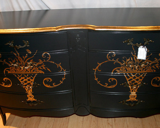 Gilded Projects - Gilded Sideboard