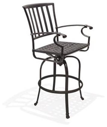 Winston Nottingham Ultra Barstool modern-chairs