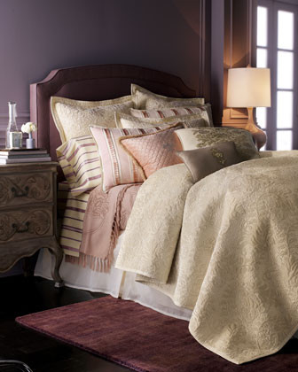 Imperial Bed Linens King Fitted Sheet traditional-sheets