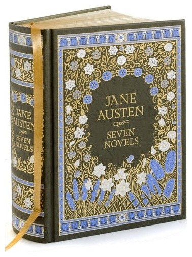Jane Austen: Seven Novels traditional-books