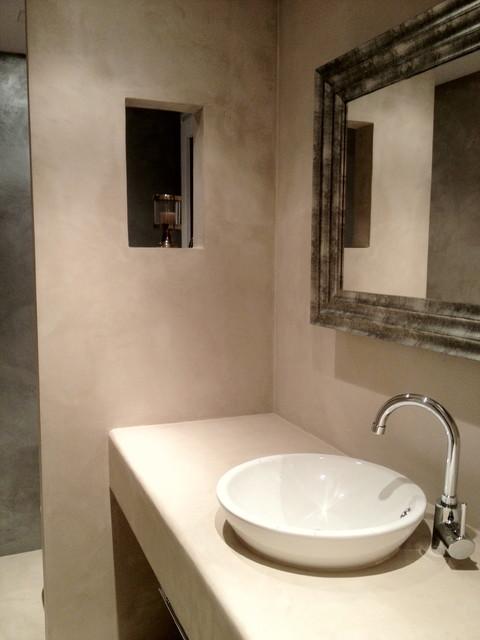 mansion mallorca contemporary-bathroom