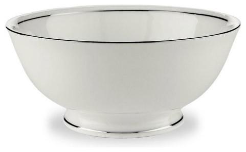 Lenox Federal Platinum Fruit Bowl modern-serving-and-salad-bowls