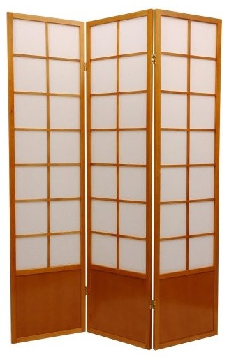 Zen Shoji Room Divider contemporary-screens-and-room-dividers