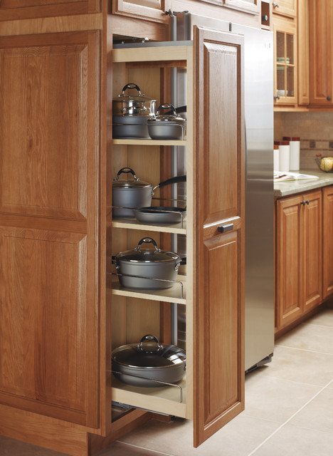 ... Tall Pantry Pullout - other metro - by MasterBrand Cabinets, Inc