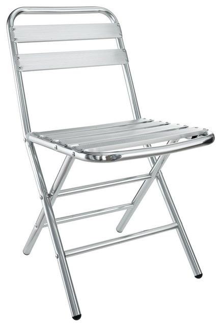 Nexus Modern Indoor/Outdoor Folding Accent Chair modern-living-room-chairs