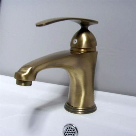JollyHome Antique Brass Discount Faucet For Bathroom Sink Modern Bathroom