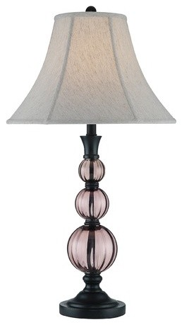 Eniko  Table Lamp in Black modern-table-lamps
