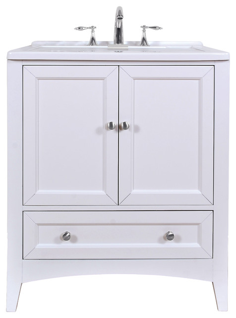 ... Single Laundry Sink contemporary-bathroom-vanities-and-sink-consoles