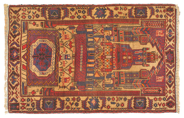 Elegant Rug In Multi Muted Colors Eclectic Rugs New York By Second Shout Out