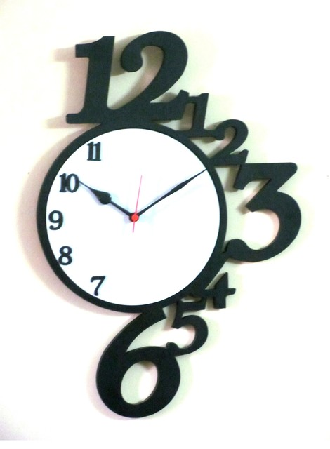 Designer wall clocks 099