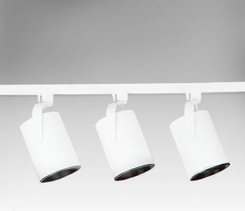 Progress Lighting P9216 28 Three Lamp Alpha Flat Back Track Lighting Kit In W
