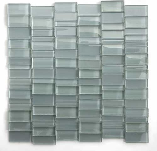 Viscaya II Bright Sky 3-D Mix Gloss modern-wall-and-floor-tile