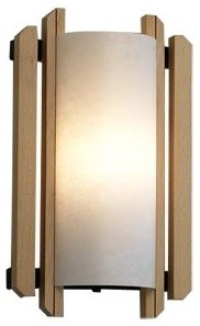 Domus Trommel ADA Wall Sconce contemporary wall sconces