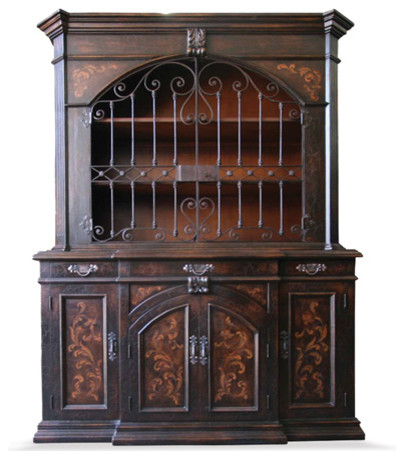 Armoires and Bookcases traditional-storage-cabinets