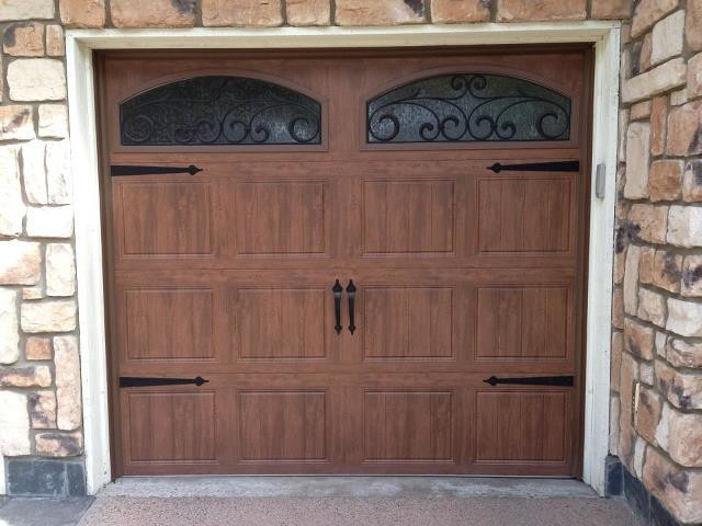 Clopay gallery garage doors mediterranean garage doors for Clopay wood garage doors