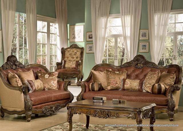 Traditional Sofas and Living room sets traditional-sofas