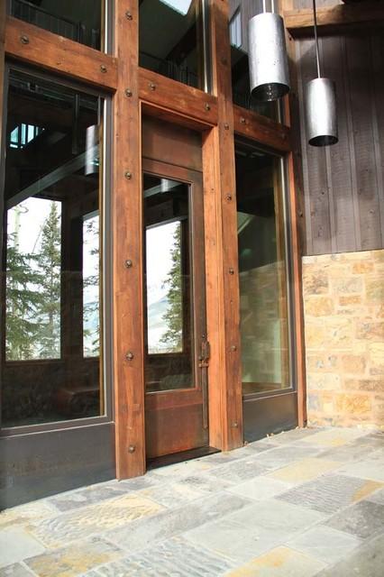 Exterior Door contemporary-front-doors