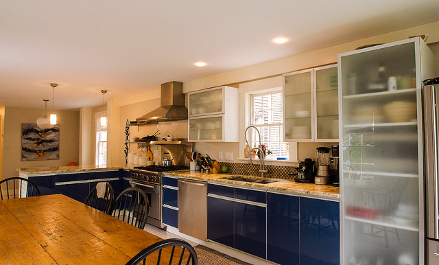Historic Marblehead House - Traditional - Kitchen - boston - by Walter Jacob Architects