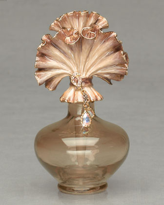 Jay Strongwater Ada Perfume Bottle traditional-home-fragrance