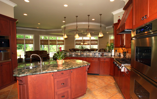 Kitchen Spaces traditional-kitchen