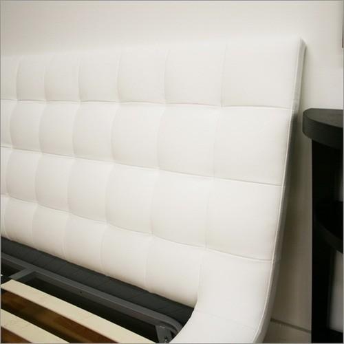 Baxton Studio Celia Queen Platform Bed modern-platform-beds
