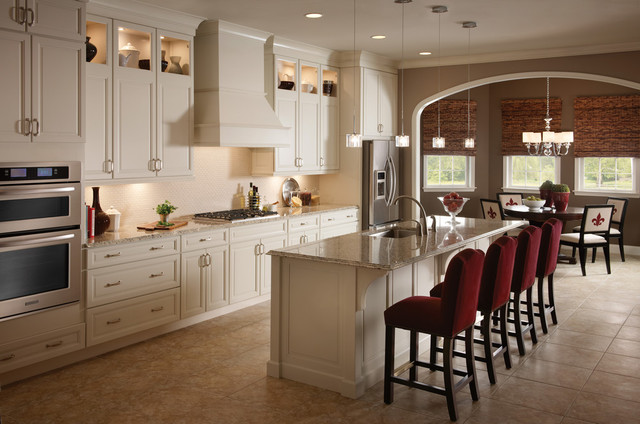Classic Traditional Kitchen Cabinets Style traditional-kitchen-cabinets