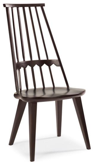 Caracole modern farmhouse MOD-SIDCHA-002.jpg eclectic-dining-chairs