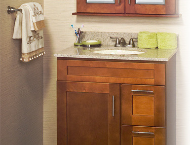 RTA Vanity Cabinets | Elegant Birch Series - Bathroom Vanities And Sink Consoles - by Custom ...