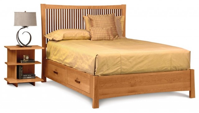 Berkeley king california king size bed with storage by California king beds