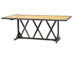 Carpenter Table contemporary-dining-tables