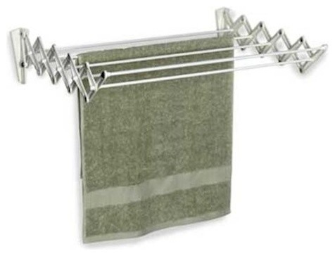 Accordion Drying Rack contemporary dryer racks