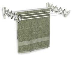 Accordion Drying Rack contemporary-drying-racks