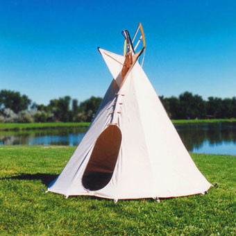 Backyard Tipi contemporary-outdoor-products
