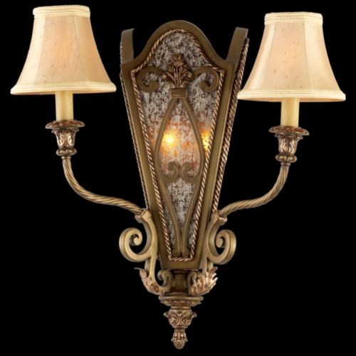 Astor Two + Two Light Wall Sconce traditional-wall-lighting
