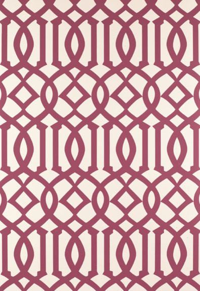 Imperial Trellis Wallpaper traditional wallpaper