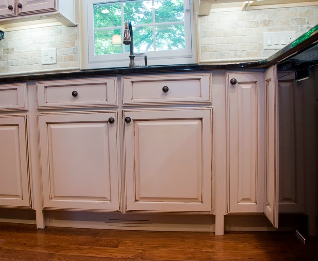 Centerville Kitchen & Laundry Room Remodel transitional-kitchen