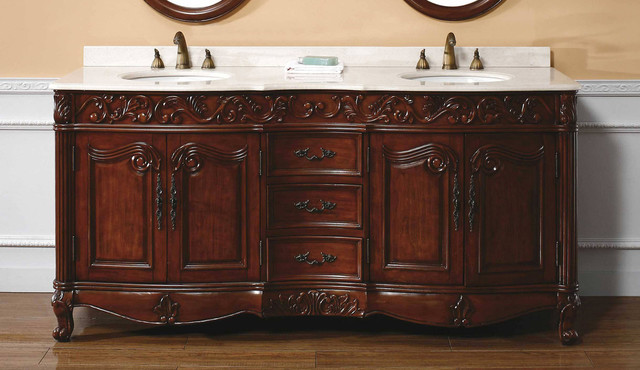 Ornate And Antique Bathroom Vanities Victorian Bathroom Vanities And Sink Consoles Other