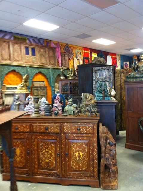 indian style decor craftsman buffets and sideboards