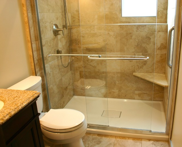 Bath remodel coon rapids mn contemporary other metro for Bath remodel mn
