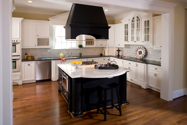 Whitestone Builders - Federal traditional-kitchen