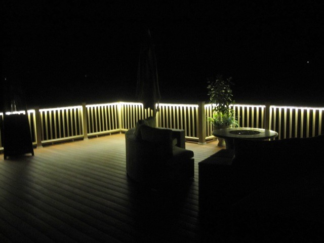 Rope Lights Outdoor picture on Deck and Balcony Design with LED Lighting traditional porch san diego with Rope Lights Outdoor, Outdoor Lighting ideas 5d50ce1186262f4c6574794b7666e666