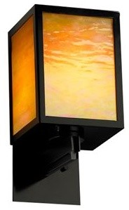 Simple Windows Large Wall Sconce contemporary-wall-lighting