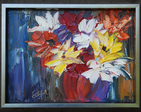 Picture Framing Original Paintings -