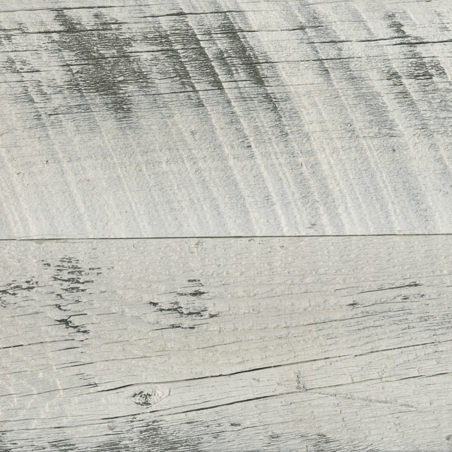 Reclaimed-Wood Wall Covering, White traditional-architectural-details