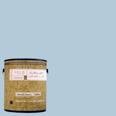 Eggshell Interior Paint in Dream paints-stains-and-glazes
