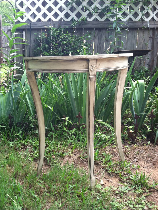 Accent tables - Jennifer Beckham