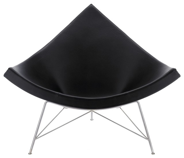 Nelson Coconut Chair modern-living-room-chairs